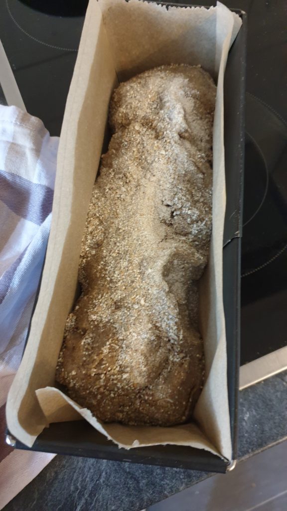 Traurige Teigwurst